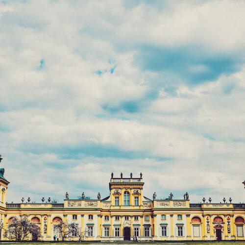 Visita del Palacio y Parque Wilanow con SATO TOURS