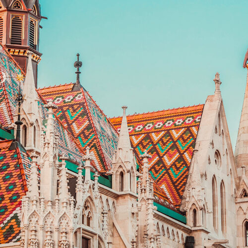Gran City Tour Budapest con SATO TOURS