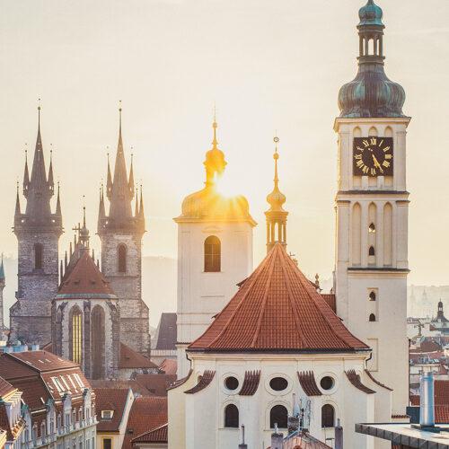 Praga: Gran Tour con SATO TOURS