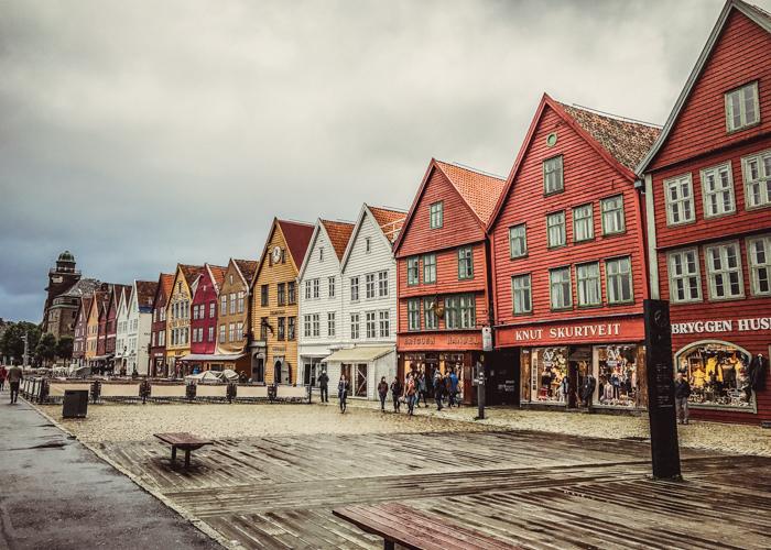 Bergen: Visita panorámica