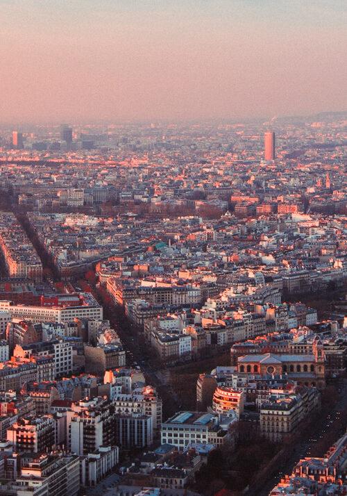 París ciudad de la moda SATO TOURS