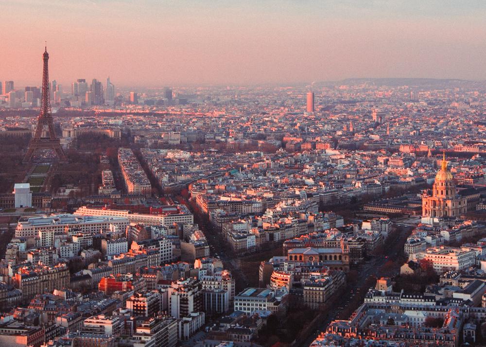 París – ciudad de la moda