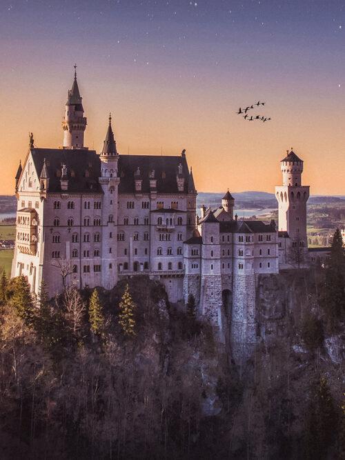 Neuschwanstein con SATO TOURS
