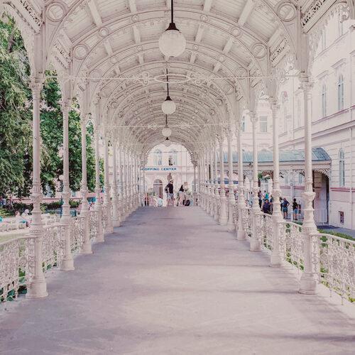 Karlovy Vary con SATO TOURS