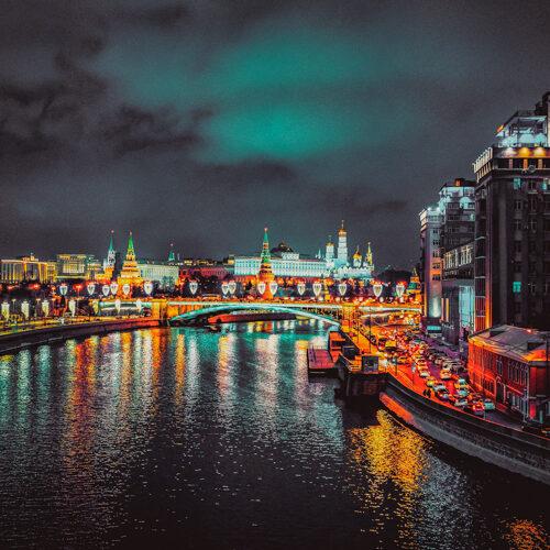 Moscú visita panoramica con SATO TOURS