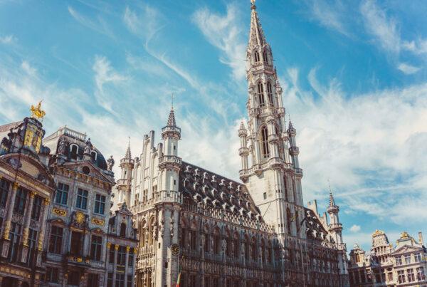 Bruselas con SATO TOURS