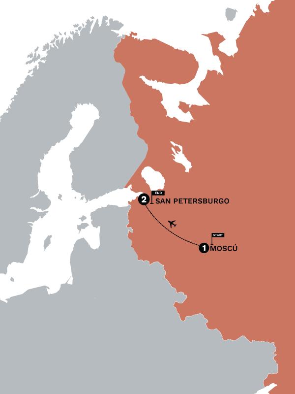 BALVOD Map