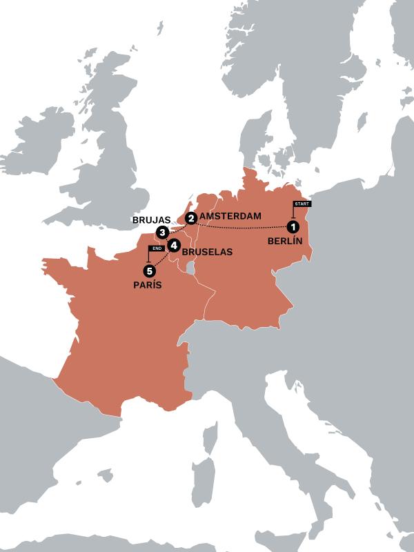 BPAR Map