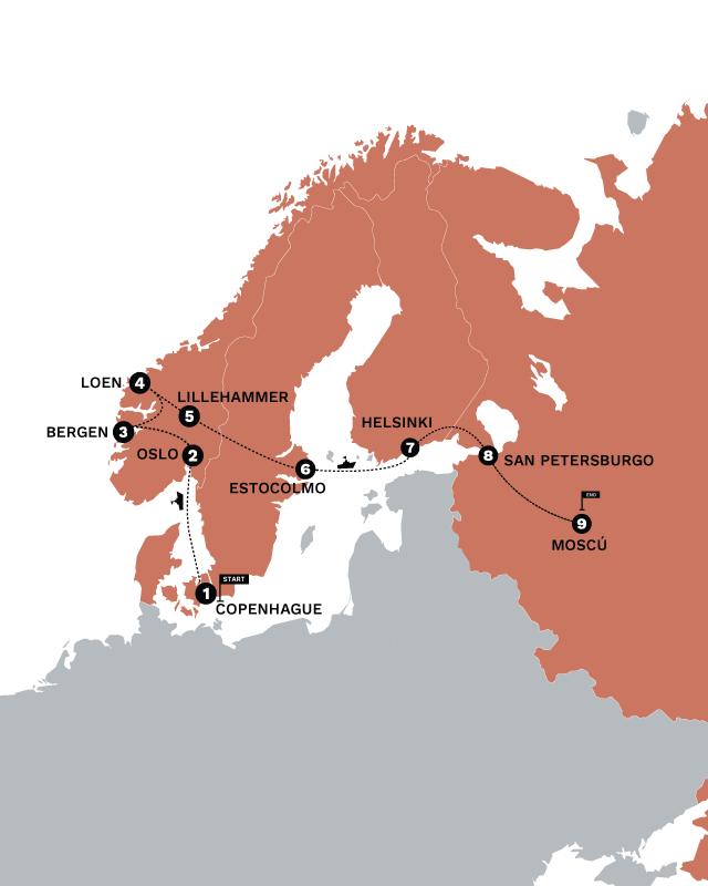FM Map