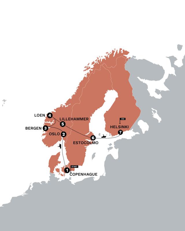 FMHEL Map
