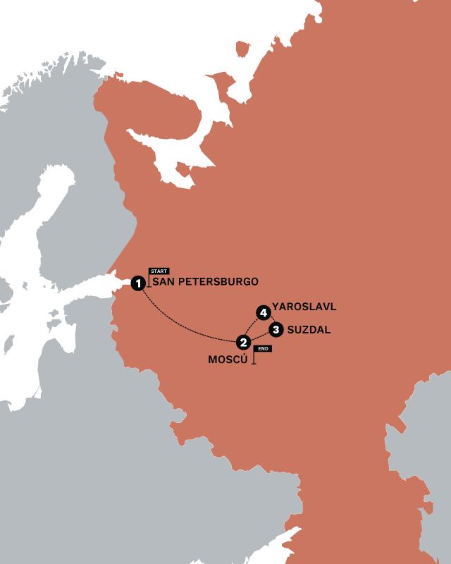 LMR Map