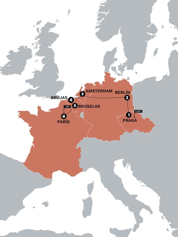 PRGPAR Map