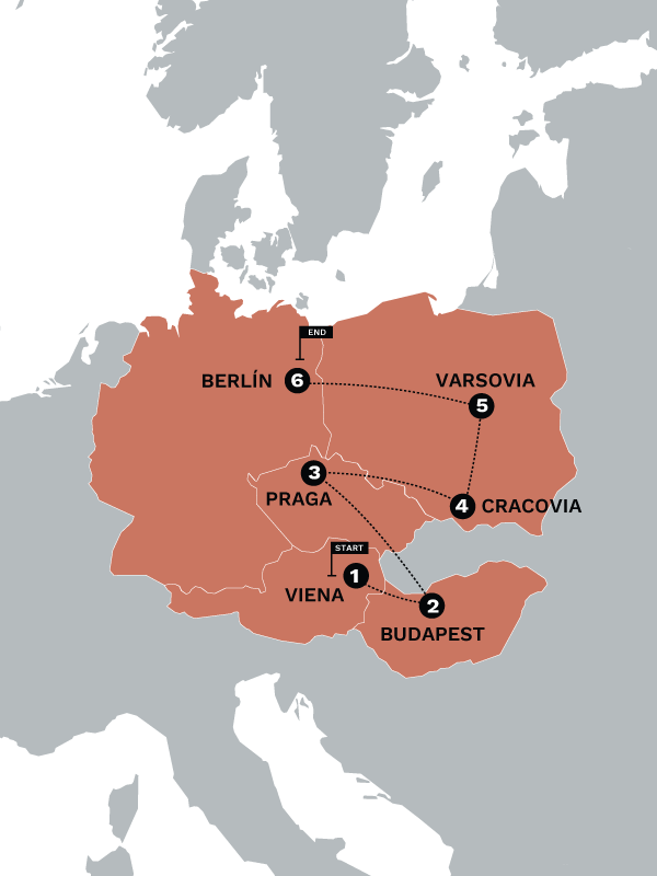 TRO Map