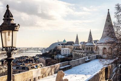 VIENA-BUDAPEST-PRAGA-INVIERNO