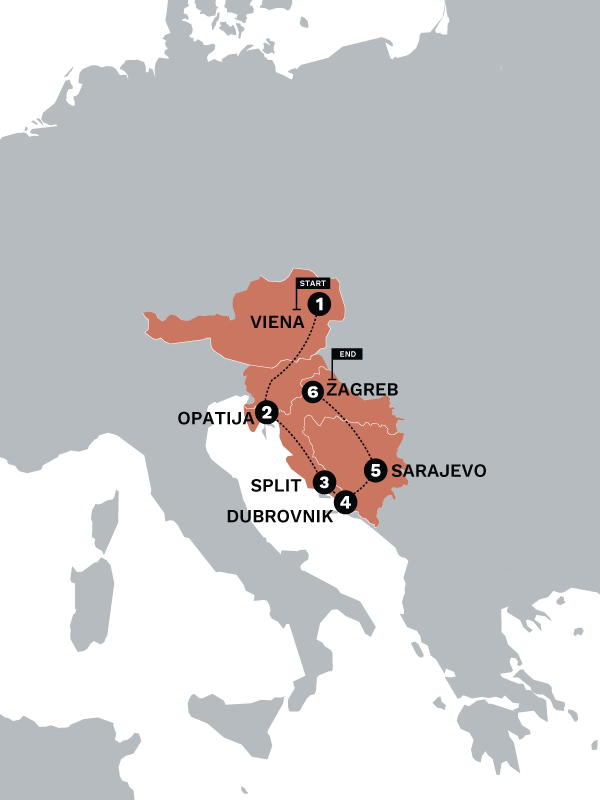 VIEZAG Map