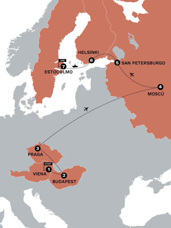 VNB Map