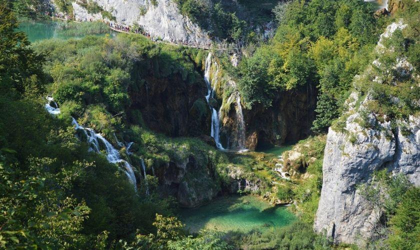 Excursión al Lago Plitvice