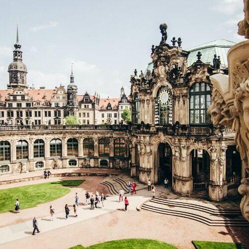 Dresden city tour SATO