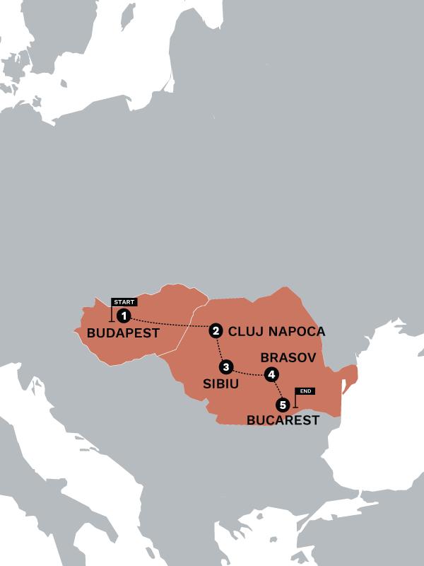 FITRUM Map