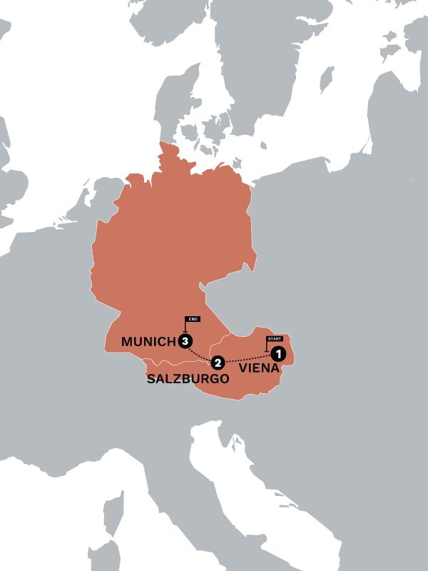 MERC Map